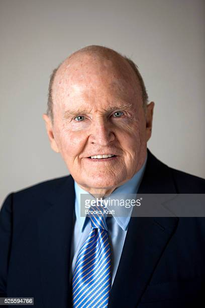 Jack Welch former Chairman and CEO of General Electric During his tenure at GE the company's value rose 4000% and was the most valuable company in...