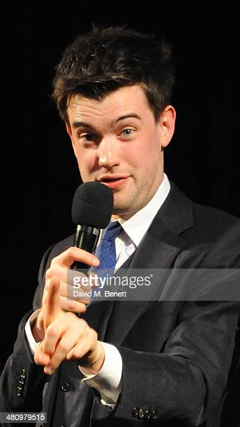 Jack Whitehall attends Spectrum 2014 an annual fundraising event in support of the National Autistic Society to launch World Autism Awareness Month...