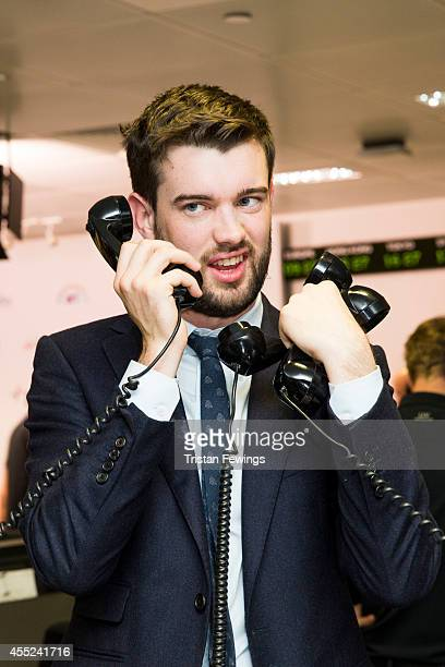 Jack Whitehall attends the annual BGC Global Charity Day at BGC Partners on September 11 2014 in London England