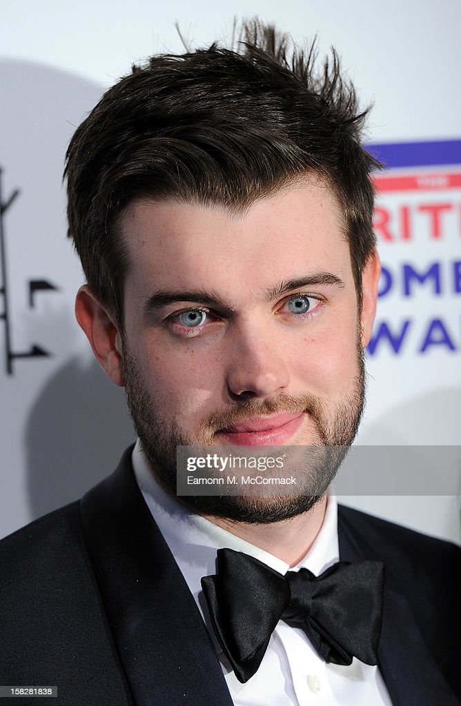 Jack Whitehall attends the British Comedy Awards at Fountain Studios on December 12, 2012 in London, England.