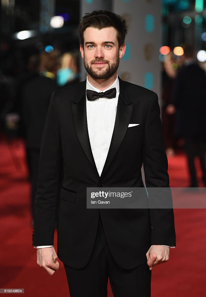 Jack Whitehall attends the EE British Academy Film Awards at the Royal Opera House on February 14, 2016 in London, England.