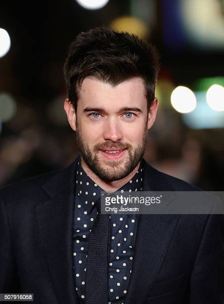 Jack Whitehall attends the European premiere of 'Pride And Prejudice And Zombies' at Vue West End on February 1 2016 in London England