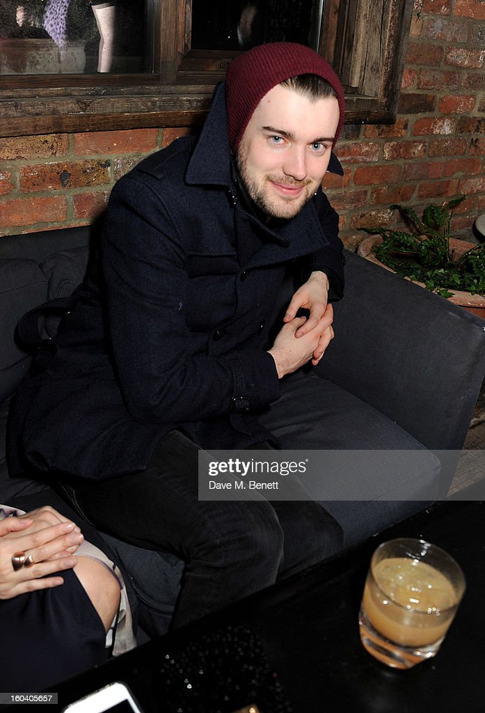 Jack Whitehall attends the InStyle Best Of British Talent party in association with Lancome and Avenue 32 at Shoreditch House on January 30, 2013 in London, England.