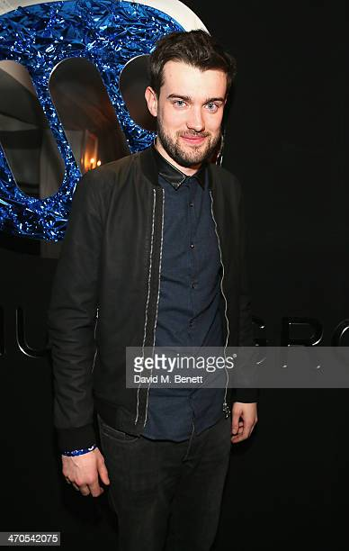 Jack Whitehall attends The Warner Music Group And Belvedere Brit Awards After Party In Association With Vanity Fair at The Savoy Hotel on February 19...