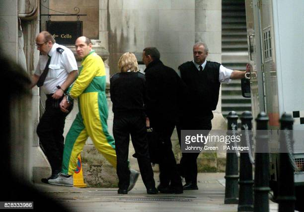 Jack Whomes arrives at the Royal Courts of Justice in London Wednesday February 22 2006 Mr Whomes and another man Michael Steele are appealing...