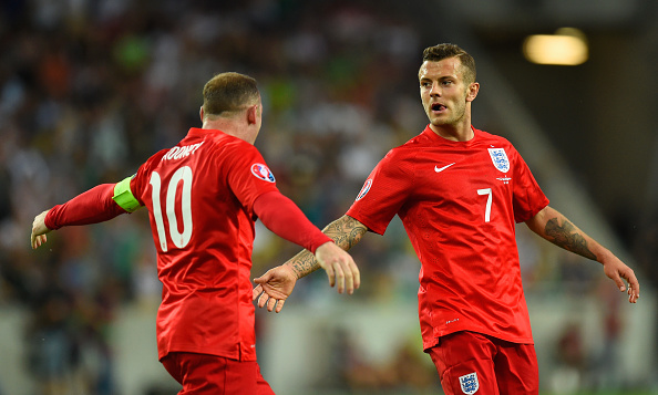 Slovenia v England - UEFA EURO 2016 Qualifier : News Photo