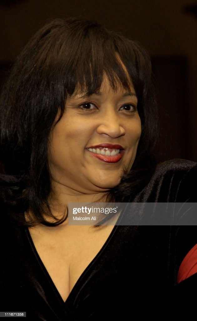 Jackee Harry during Hattie and Harold's on Stage Cabaret ...