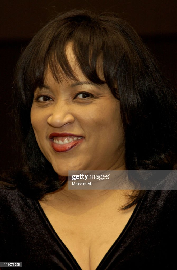 Jackee Harry during Hattie and Harold's on Stage Cabaret at The Alex Theatre in Glendale, California, United States.