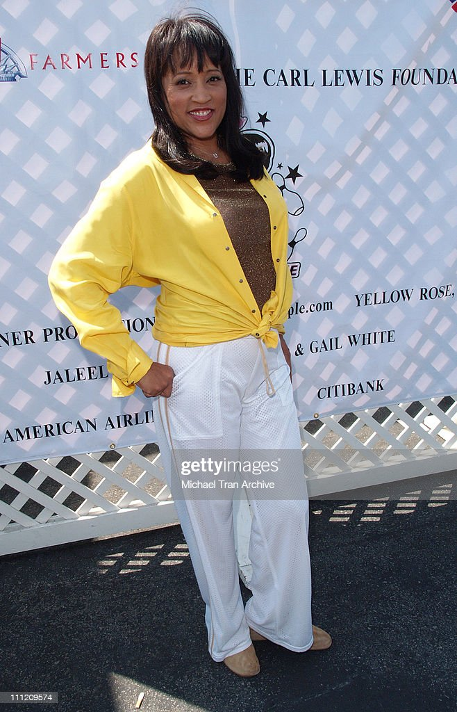 Jackee Harry during Kiki Shepard's 3rd Annual Celebrity Bowling Challenge to Benefit The Sickle Cell Disease Association of America at Pickwick Center in Burbank, California, United States.
