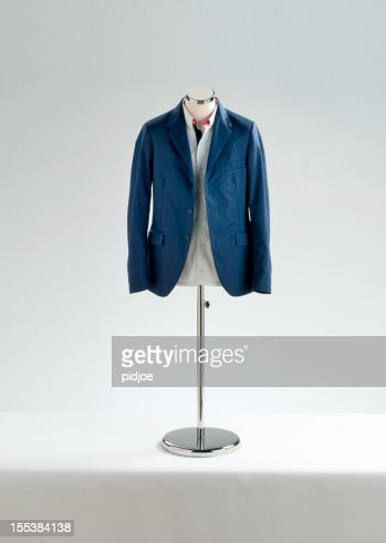jacket and shirt on mannequin