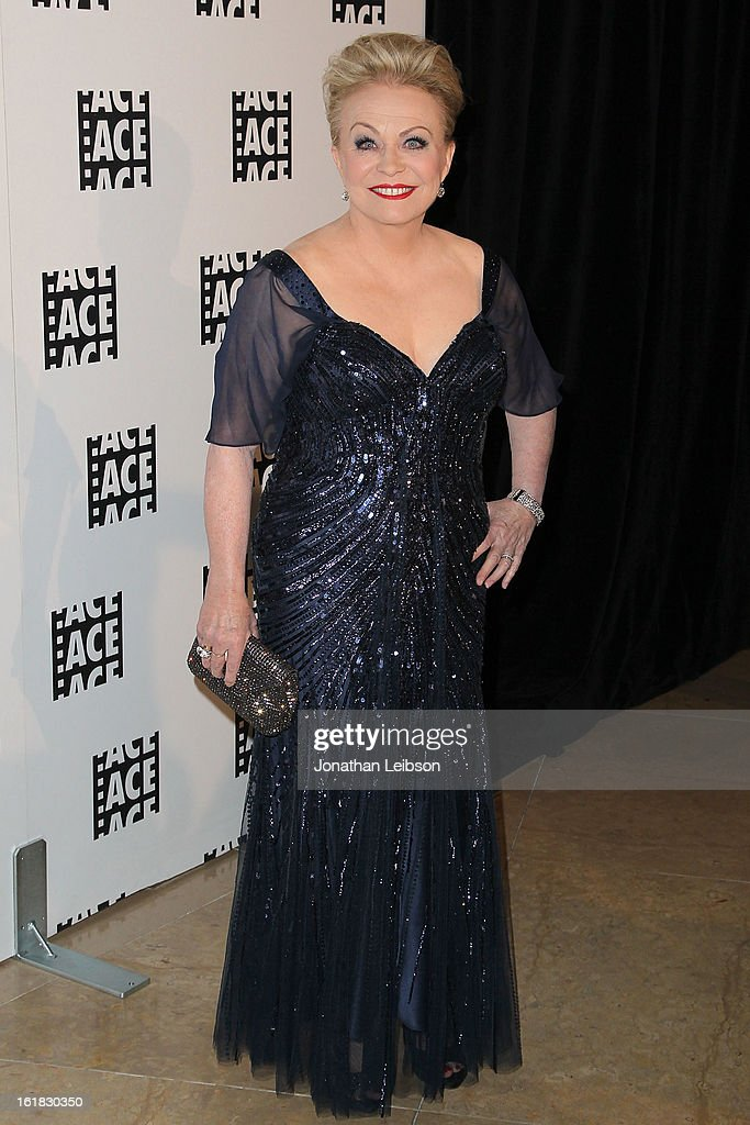 Jacki Weaver attends the 63rd Annual ACE Eddie Awards at The Beverly Hilton Hotel on February 16, 2013 in Beverly Hills, California.