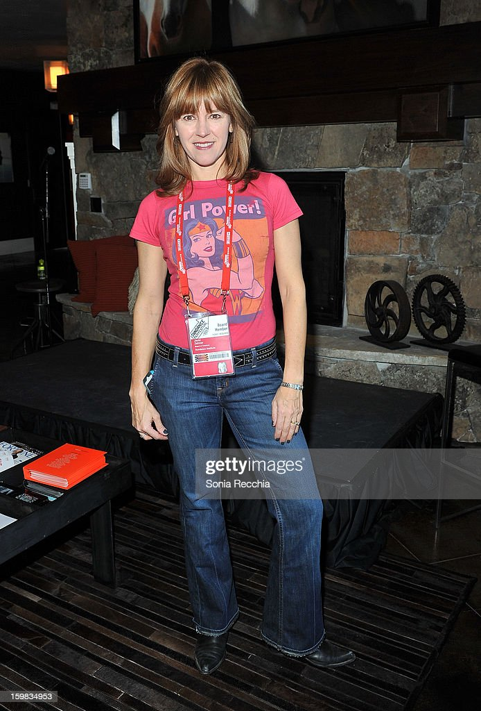 Jacki Zehner attends the Women at Sundance Brunch during the 2013 Sundance Film Festival on January 21, 2013 in Park City, Utah.