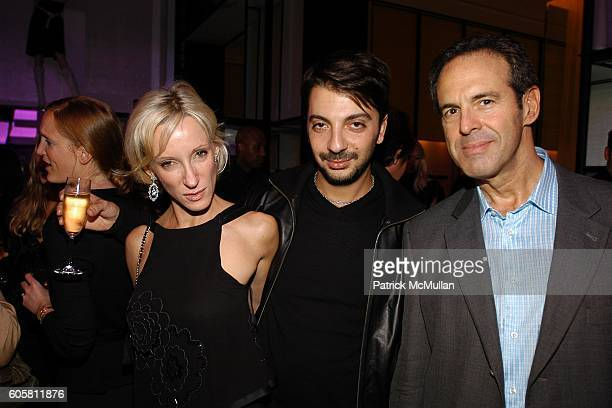 Jackie Astier and Joey Jalleo attend Avenue Magazine and Chanel Celebrate 80th Anniversary of the 'Little Black Dress' at Chanel 15 East 57th St on...