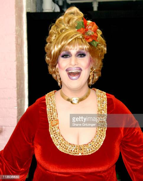 Jackie Beat during Jackie Beat's Eighth Annual Holiday Show 'Jackie Beat is the Holiday Ho' at The Cutting Room in New York City at The Cutting Room...