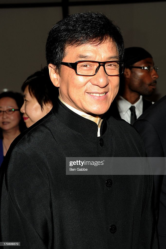 <a gi-track='captionPersonalityLinkClicked' href=/galleries/search?phrase=Jackie+Chan&family=editorial&specificpeople=171455 ng-click='$event.stopPropagation()'>Jackie Chan</a> attends Reception Celebrating <a gi-track='captionPersonalityLinkClicked' href=/galleries/search?phrase=Jackie+Chan&family=editorial&specificpeople=171455 ng-click='$event.stopPropagation()'>Jackie Chan</a> and Hong Kong Cinema at Stanley Kaplan Penthouse on June 10, 2013 in New York City.