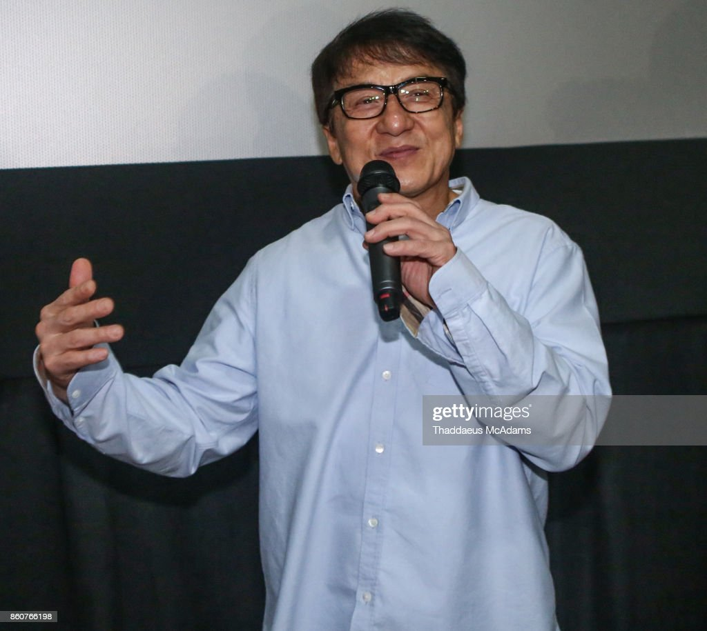 THE FOREIGNER Special Screening with Jackie Chan