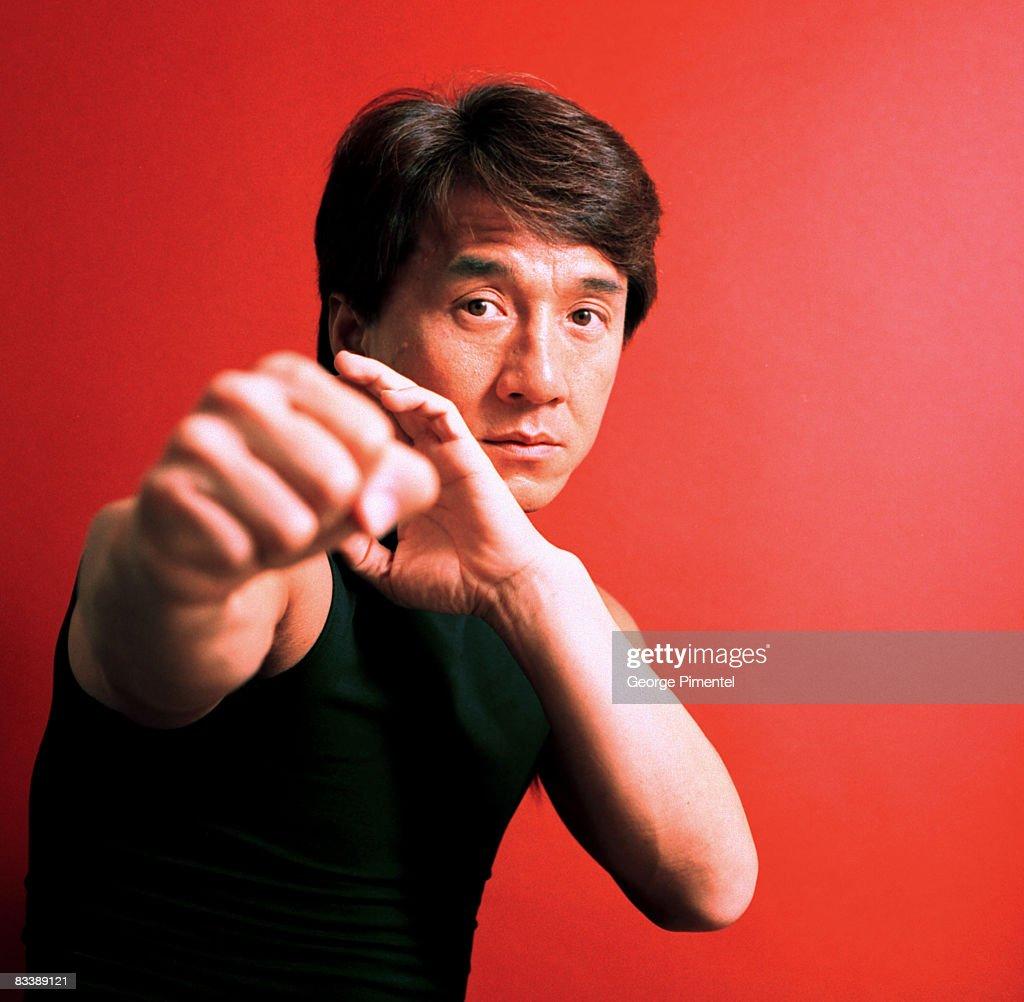 Jackie Chan | Getty Im...