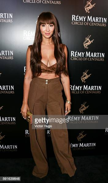 Jackie Cruz attends the Remy Martin Launch 2016 Circle of Centaurs at The Bowery Hotel on August 17 2016 in New York City