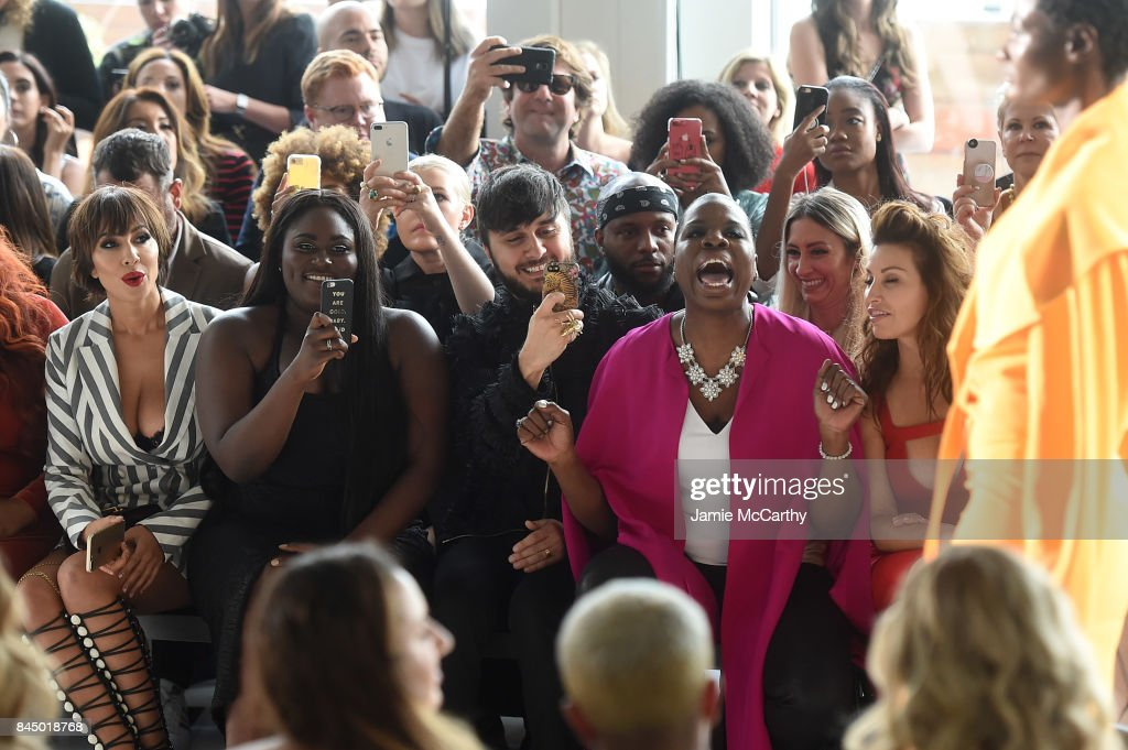 Christian Siriano - Front Row - September 2017 - New York Fashion Week: The Shows