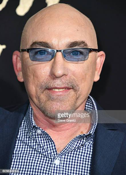 Jackie Earle Haley arrives at the Premiere Of Fox Searchlight Pictures' 'The Birth Of A Nation' at ArcLight Cinemas Cinerama Dome on September 21...