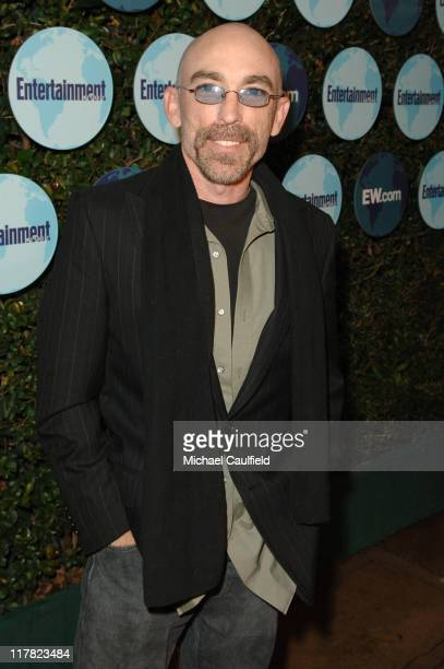 Jackie Earle Haley at the Entertainment Weekly PreOscar Party 2007 *EXCLUSIVE*