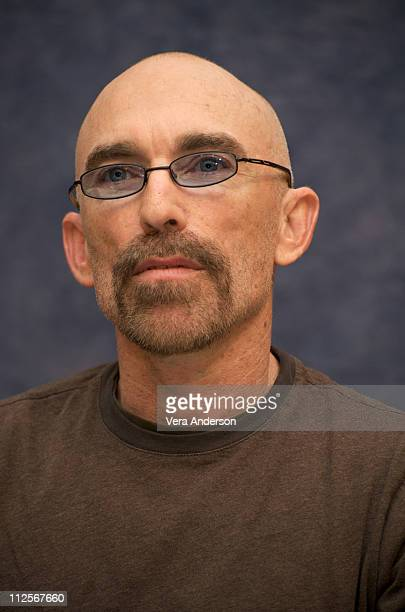 Jackie Earle Haley at the 'Watchmen' press conference at the Beverly Hilton Hotel on February 19 2009 in Beverly Hills California