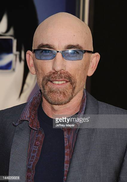 Jackie Earle Haley attends the Los Angeles premiere of 'Dark Shadows' at Grauman's Chinese Theatre on May 7 2012 in Hollywood California