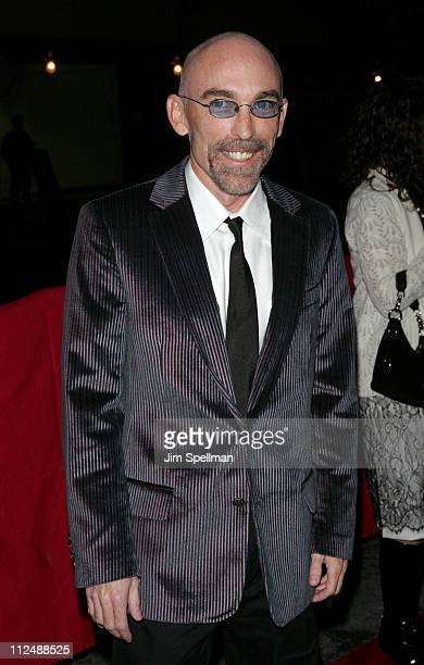 Jackie Earle Haley during The 44th New York Film Festival Presents the Premiere of 'Little Children' at Alice Tully Hall at Lincoln Center in New...