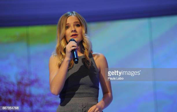 Jackie Evancho Stock Photos and Pictures   Getty Images