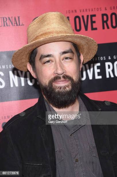 Jackie Greene attends 'Love Rocks NYC A Change is Gonna Come Celebrating Songs of Peace Love and Hope' A Benefit Concert for God's Love We Deliver at...