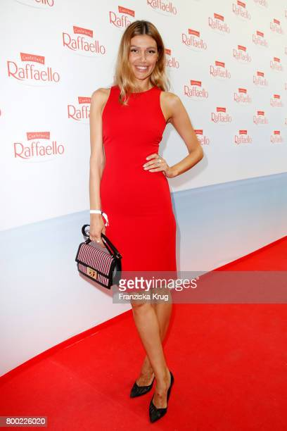 Jackie Hide attends the Raffaello Summer Day 2017 to celebrate the 27th anniversary of Raffaello on June 23 2017 in Berlin Germany