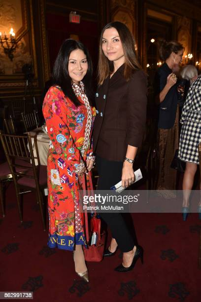 Jackie Martin and Mihaela Roberts attend Brooke Shields joins Teaching Matters in promoting the need for strong early literacy programs in urban...