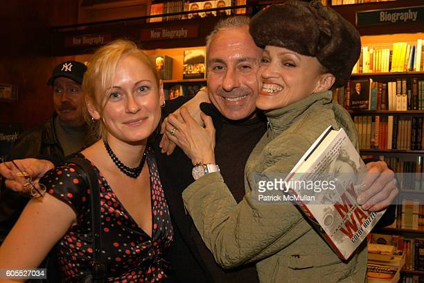 Jackie Ross Rocco Greco and Cari Modine attend Matthew Modine Book Signing for FULL METAL JACKET DIARY at Barnes Noble Book Store on January 4 2006...