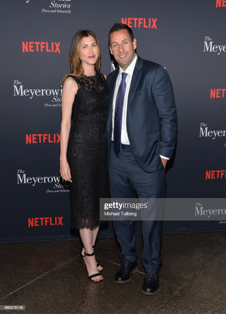 "Screening Of Netflix's ""The Meyerowitz Stories "" - Arrivals"