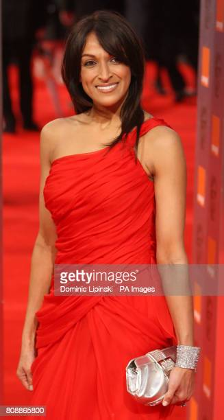 Jackie St Clair at the 2011 Orange British Academy Film Awards at The Royal Opera House Covent Garden London