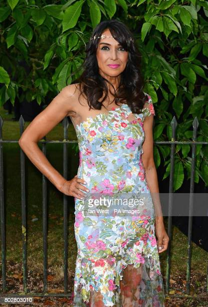 Jackie St Clair attending the Serpentine Summer Party 2017 presented by the Serpentine and Chanel held at the Serpentine Galleries Pavilion in...