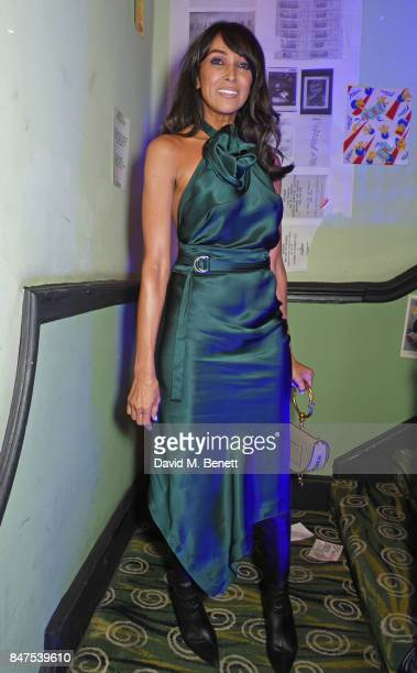 Jackie St Clair attends Fiorucci The Resurrection LFW Party supported by Martini at L'Escargot on September 15 2017 in London England