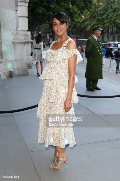 Jackie St Clair attends the VA summer party at The VA on June 21 2017 in London England