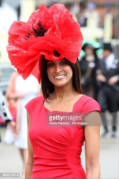 Jackie St Clair during Day Three of the 2011 Royal Ascot Meeting