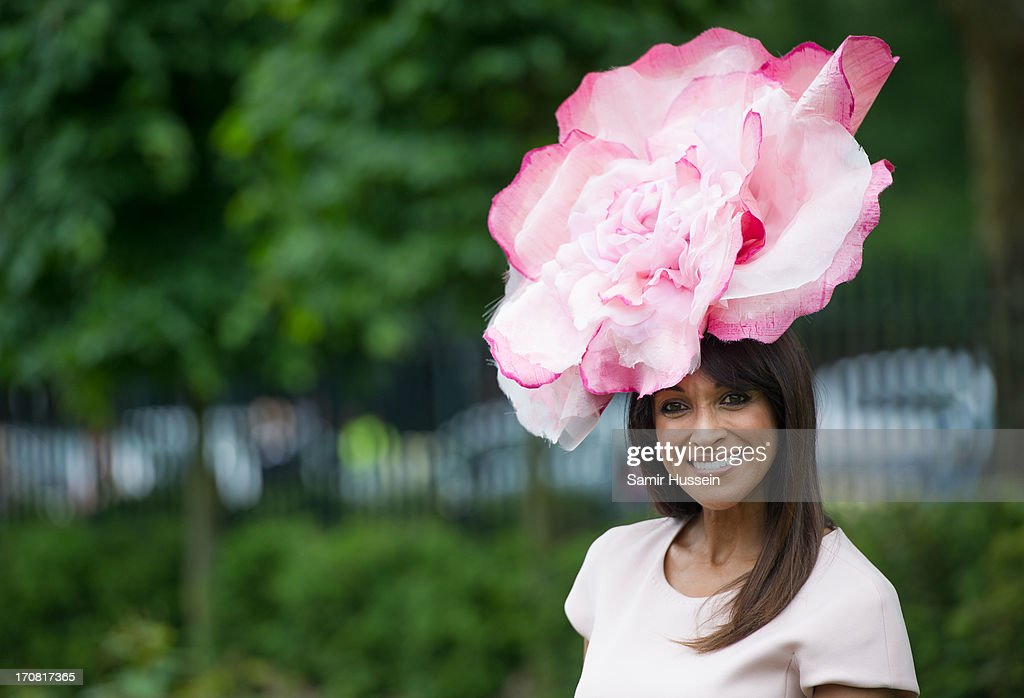 Jackie St Claire attends day 1 of Royal Ascot at Ascot Racecourse on June 18, 2013 in Ascot, England.