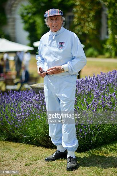 Jackie Stewart attends the Cartier Style et Luxe at Goodwood Festival of Speed on July 14 2013 in Chichester England