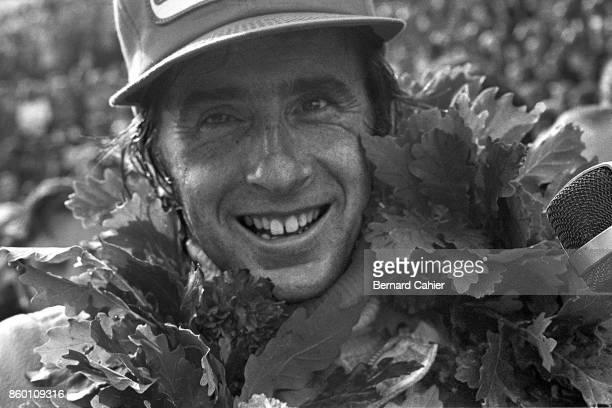 Jackie Stewart Grand Prix of France Charade Circuit July 2 1972