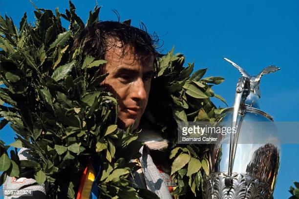 Jackie Stewart Grand Prix of France Circuit Paul Ricard July 4 1971