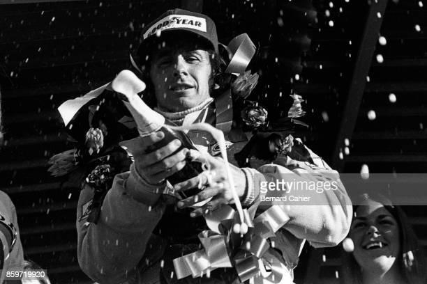 Jackie Stewart Grand Prix of South Africa Kyalami March 3 1973