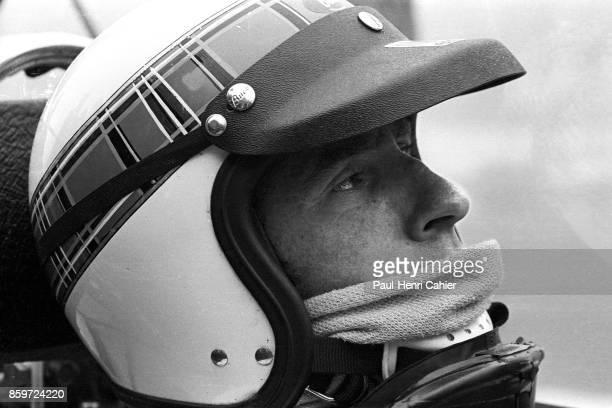 Jackie Stewart MatraFord MS10 Grand Prix of Germany Nurburgring August 4 1968