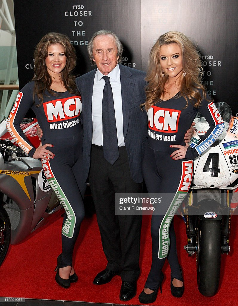 <a gi-track='captionPersonalityLinkClicked' href=/galleries/search?phrase=Jackie+Stewart&family=editorial&specificpeople=167276 ng-click='$event.stopPropagation()'>Jackie Stewart</a> OBE attends the UK Premiere of 'TT3D: Closer To The Edge' at Vue Westfield on April 14, 2011 in London, England.