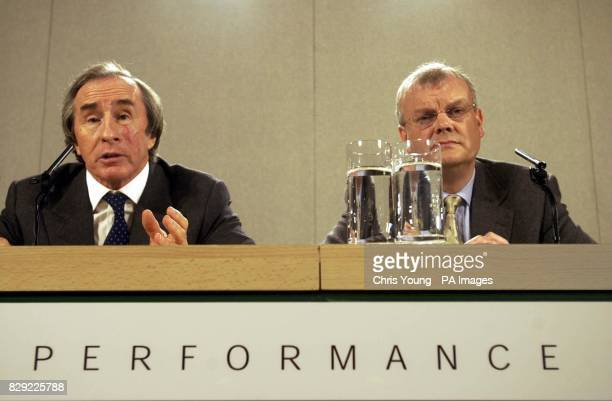 Jackie Stewart the former Grand Prix champion and a Jaguar director and Richard ParryJones Ford s group vicepresident and their Formula One chief...