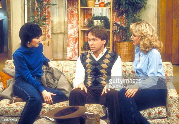 S COMPANY 'Jack's Other Mother' Season Five 1/20/81 Janet and Cindy comforted Jack who had an older woman as an admirer