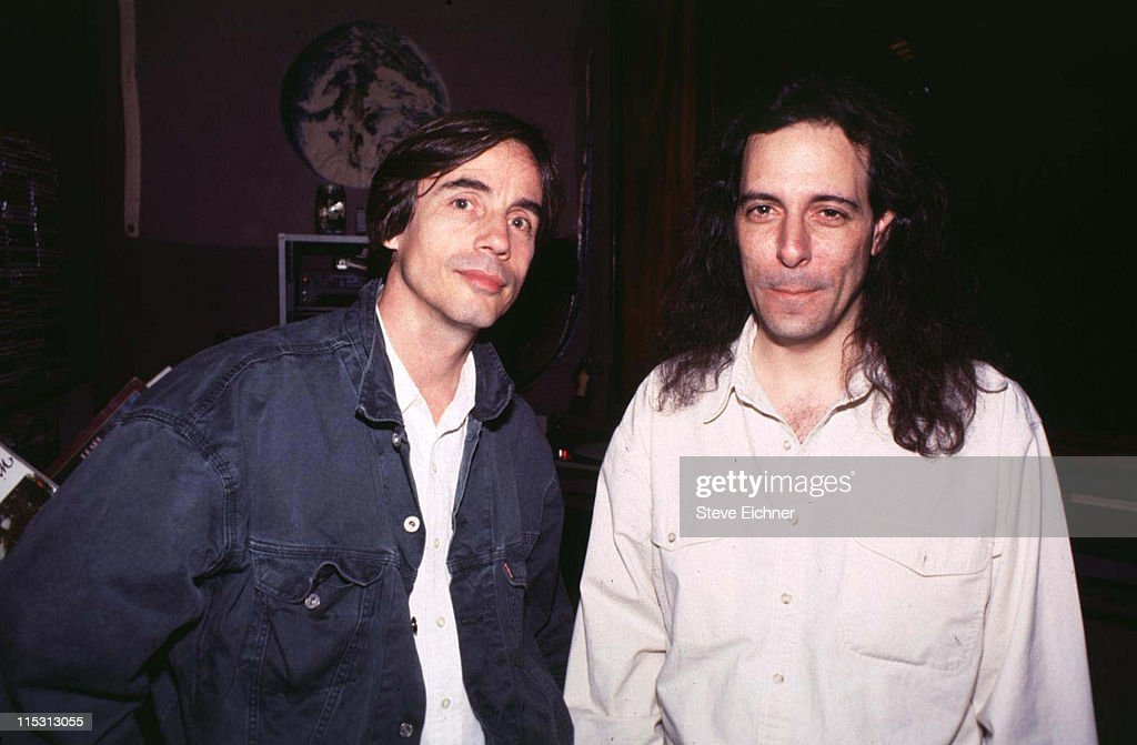 Jackson Browne at Wetlands - 1991