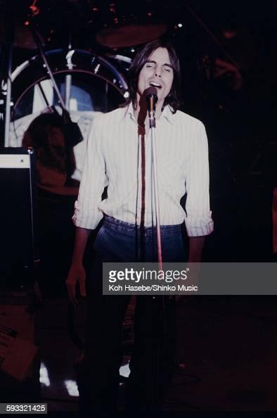 Jackson Browne live at Nakano Sun Plaza Tokyo March 16 1977